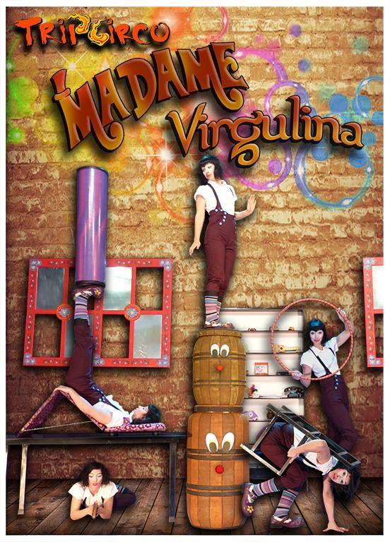 Madame Virgulina SESC