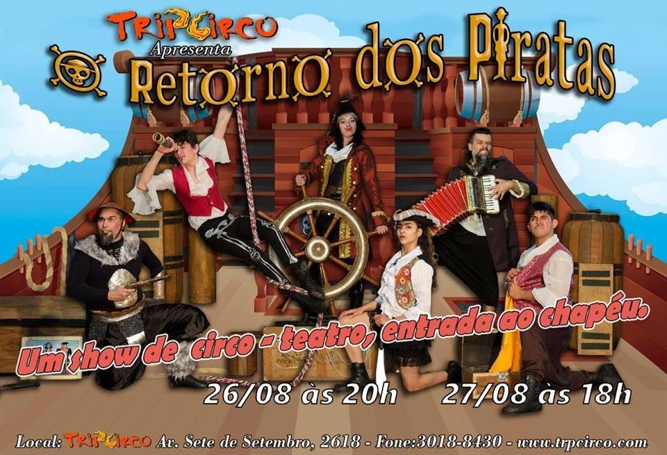 retorno piratas
